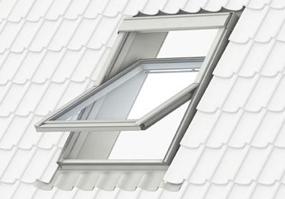 Jak vyndat střešní okno velux